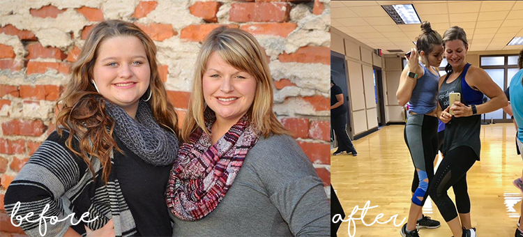 Mother-Daughter Duo Share Their Jazzercise Journey